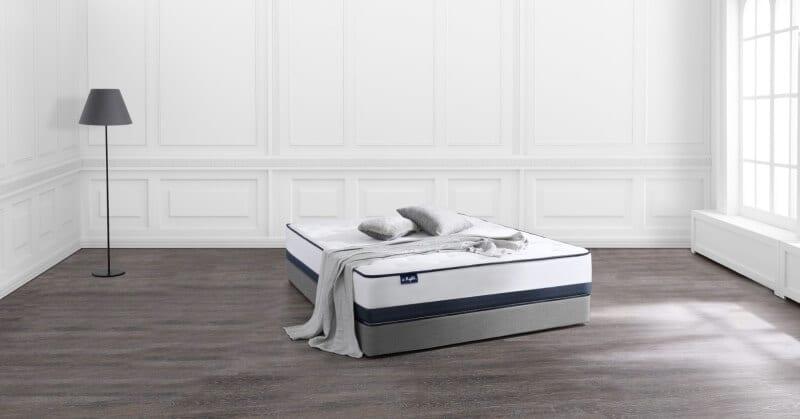 晚安奈特 恆溫柔彈獨立筒床墊 試睡體驗