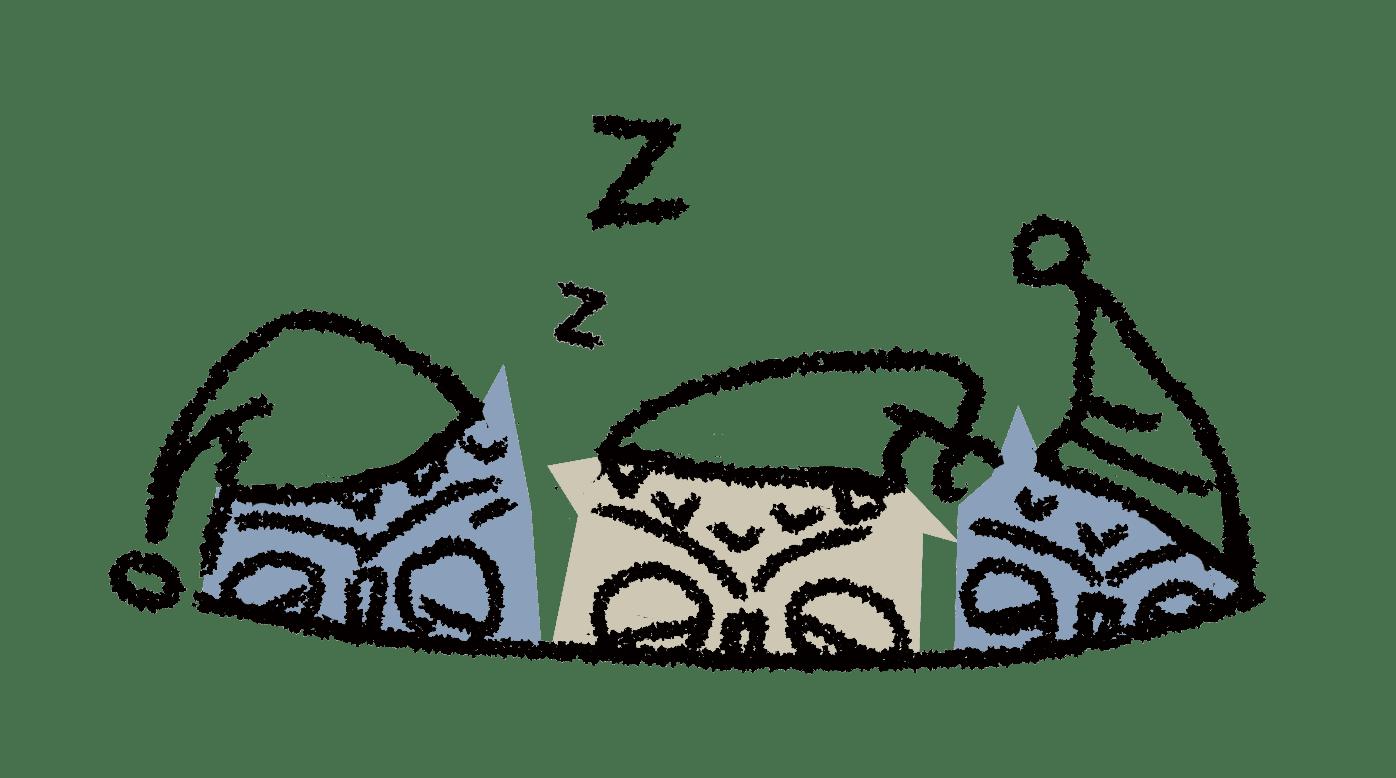 120日安心試睡-三貓頭鷹